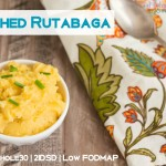 Mashed Rutabaga
