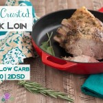Paleo Herb Crusted Pork Loin