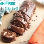 Grain Free Chocolate Cake Roll_paleo