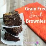 Grain Free Paleo Brownies