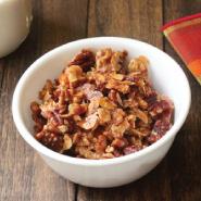 Cinnamon Nut Cereal