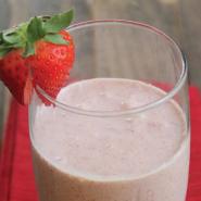 Strawberry Coconut Smoothie